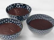 Domácí čokoládový pudink